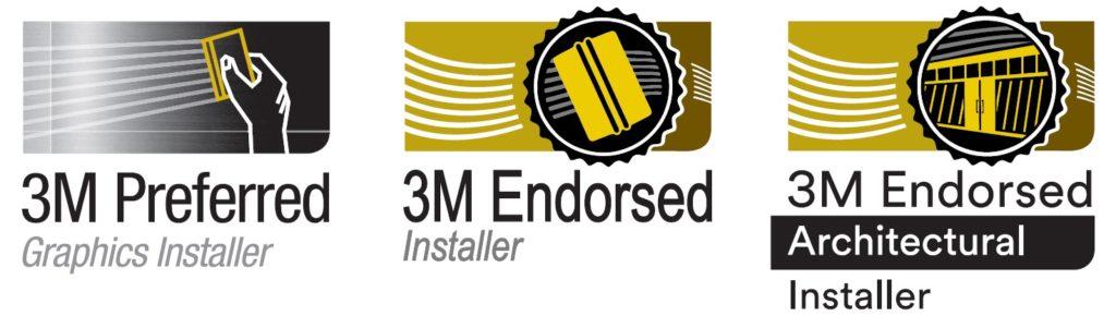 Certyfikat 3M Endorsed
