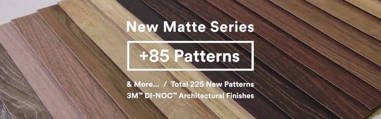 3M | DI-NOC | 225+ NEW Patterns